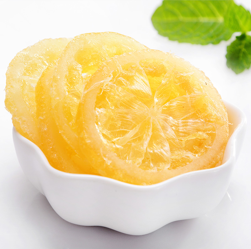 汇达柠檬即食片  散装促销 单位/斤