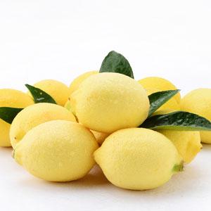 汇达柠檬 精品黄柠檬小果4斤