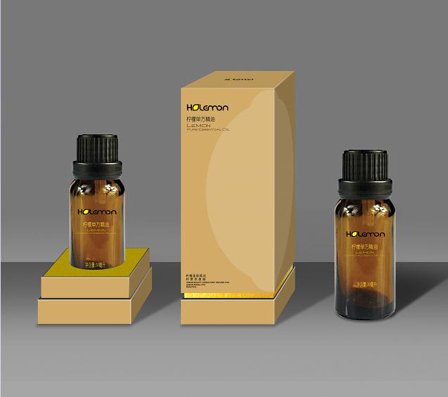 柠檬单方精油  10ml/支