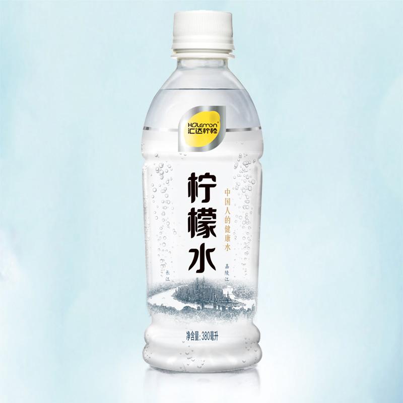 汇达柠檬水1瓶380ml 饮料 柠檬 饮料 果味饮料