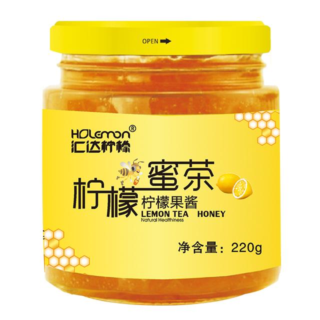 汇达柠檬蜜茶220g