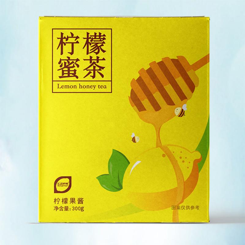 柠檬蜜茶 300g/盒